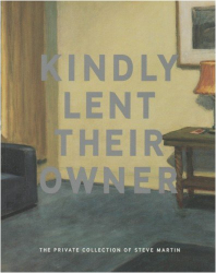 : Kindly lent their owner: The private collection of Steve Martin