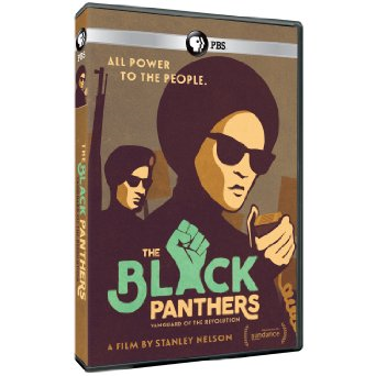 Black Panthers Vanguard of the Revolution  DVD see here for copies you can place on hold.