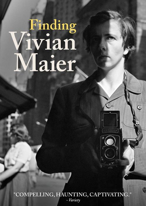 Finding Vivian Maier DVD