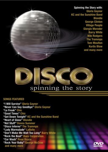 Disco spinning the story econtent DVD streaming via hoopla