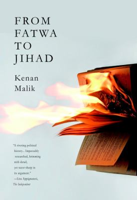 """From fatwa to jihad the Rushdie affair and its aftermath: """"It would be absurd to think that a book can cause riots,"""" Salman Rushdie asserted just months before the publication of his novel The Satanic Verses. But that's exactly what happened. In England, protests started just months after the book' s publication, with Muslim protestors, mainly from immigrant backgrounds, coming by the thousands from the outer suburbs of London and from England's old industrial centers--places like Bradford, Bolton, and Macclesfield--to denounce Rushdie's novel as blasphemous and to burn it. In February of 1988, the protests spread to Pakistan, where riots broke out, killing five. That same month, Iran's Ayatollah Khomeini called for Rushdie's assassination, and for the killing of anyone involved with the book' s publication.  It was this frightening chain of events, Kenan Malik argues in his enlightened personal and political account of the period, that transformed the relationship between Islam and the West: From then on, Islam was a domestic issue for residents of Europe and the United States, a matter of terror and geopolitics that was no longer geographically constrained to the Middle East and South Asia."""