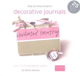 Donna Downey: Decorative Journals