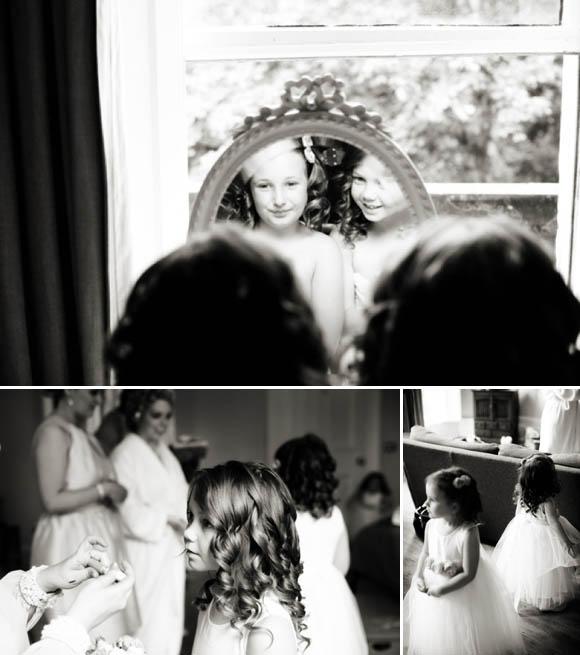 Pink Peonies And A Beautiful Bespoke Wedding Dress…