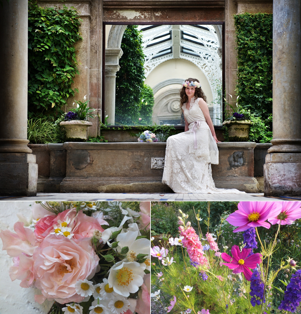 Sandon Hall historic wedding venue in Staffordshire