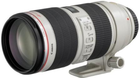 : Canon EFレンズ EF70-200mm F2.8L IS II USM ズームレンズ 望遠