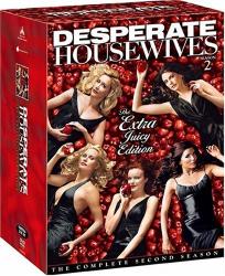 : デスパレートな妻たち シーズン2 COMPLETE BOX