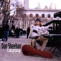 The Dan Sheehan Conspiracy-Tired Eyes