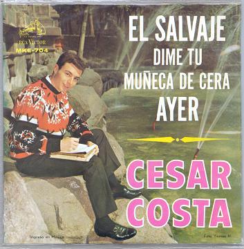 César Costa - El Salvaje
