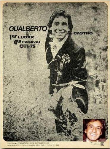 Gualberto Castro - La Felicidad