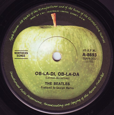 The Beatles - Ob-La-Di, Ob-La-Da