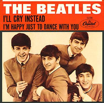 The Beatles - I'm Happy Just to Dance With You