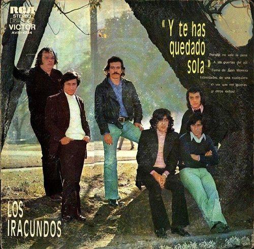 Los Iracundos - A Las Puertas Del Sol