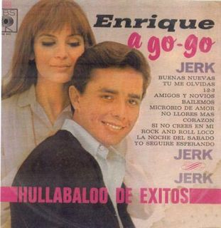 Enrique Guzmán - Tú Me Olvidas