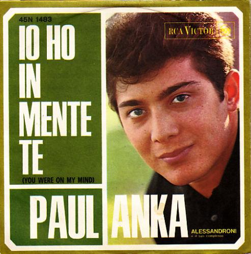 Anka, Paul - Io Ho In Mente Te