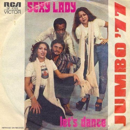 Jumbo '77 - Let's Dance