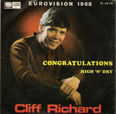 Cliff Richard - Congratulations [Il Mondo et Tonso]