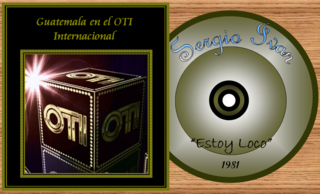 Estoy Loco - Sergio Ivan  OTI1981