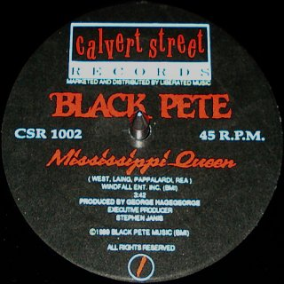 Black Pete - Mississippi Queen