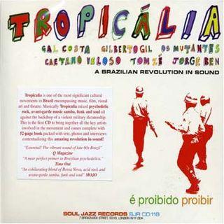 13-Caetano Veloso _ Tropicália