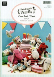 Rico: Patchwork Family Crochet Idea No 24