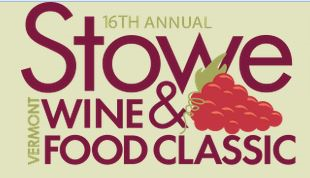 Stowe wine and food classic logo