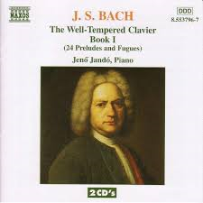 Bach / Well-Tempered Clavier Book 1