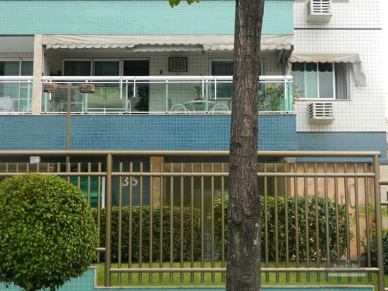 Barrio del centro rico de Río