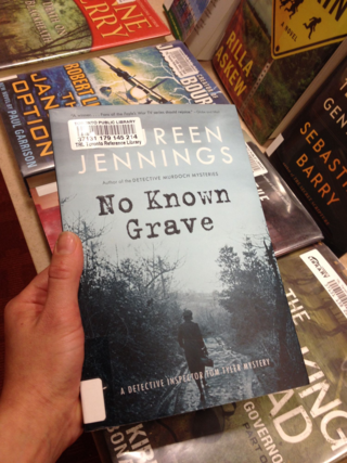 No Known Grave by Maureen Jennings