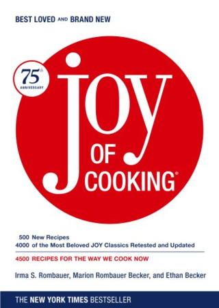 Joy of Cooking by Irma S. Bombauer