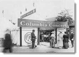 Columbia Records Exhibit, 191?