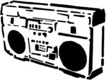 Stereo-stencil