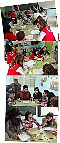 No es estraño que el alumnado de una clase comparta aula con estudiantes de otros niveles o grupos a la hora de poner en marcha una actividad de aprendizaje