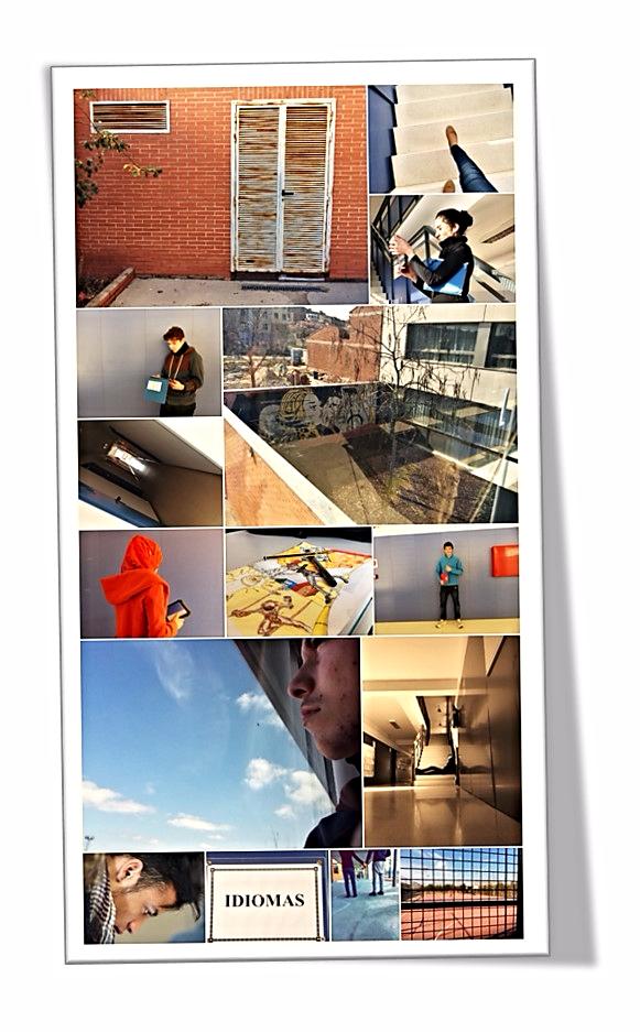 Cuéntame una historia.  Proyecto ImaginArte. Imágenes que nos crean, saberes compartidos…