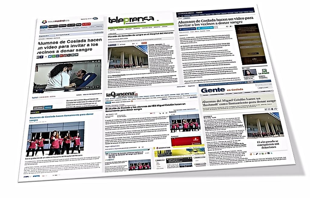 Un Proyecto con una gran repercusión mediática en la localidad y en la Comunidad de Madrid