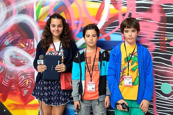 Colegio Público 'Amara Berri' ha sido una de las cuatro instituciones escolares que ha alcanzado la consideración de Escuela 'ChangeMaker' por parte de la organización ASHOKA.