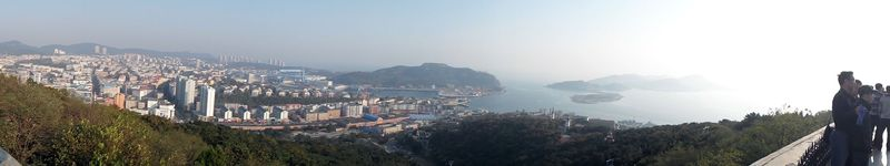CIEE Beijing - Dalian City Port Panoramic