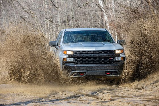 2020 Chevrolet Silverado 1500 Off-Road
