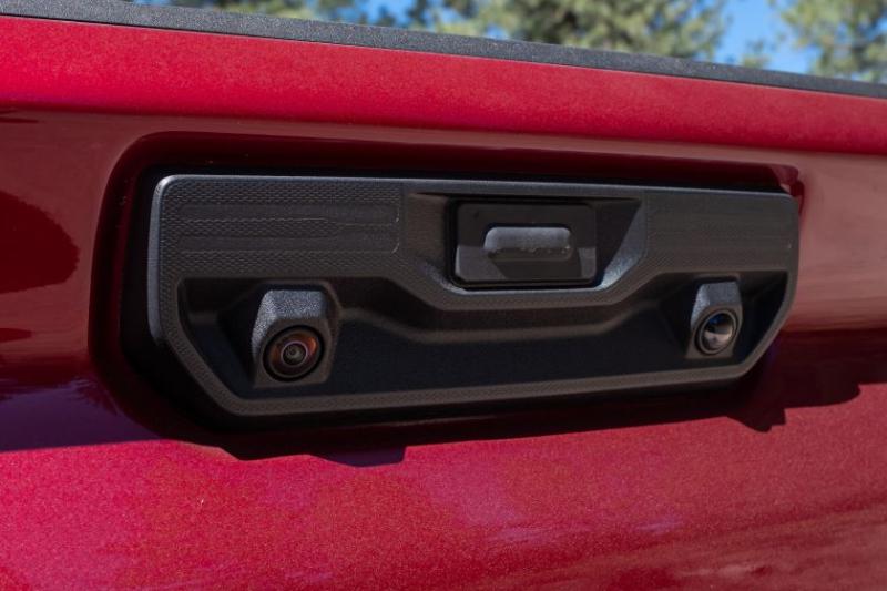 2020 Chevrolet Silverado 2500 Taillight Camera