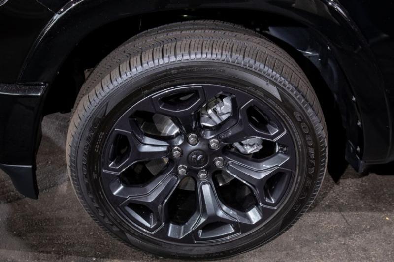 2020 Ram 1500 Limited Black Edition Tire