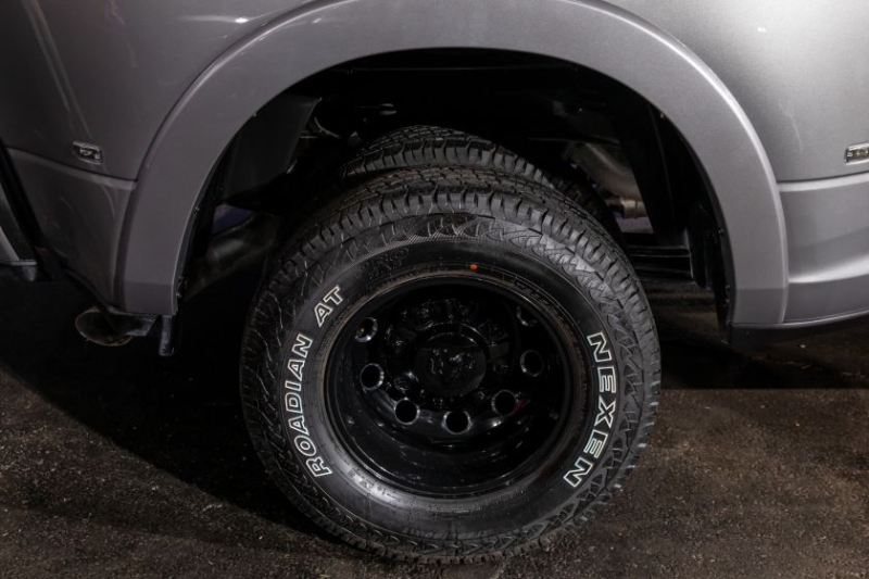 2020 Ram 3500 Night Edition Tire