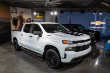 2020 Chevrolet Silverado Midnight, Rally Editions for On- and Off-Road