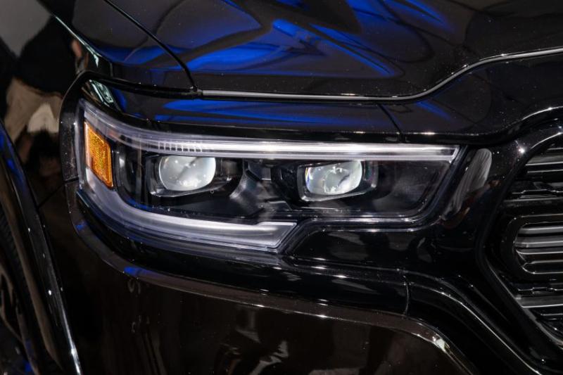 2020 Ram 1500 Limited Black Edition Headlight