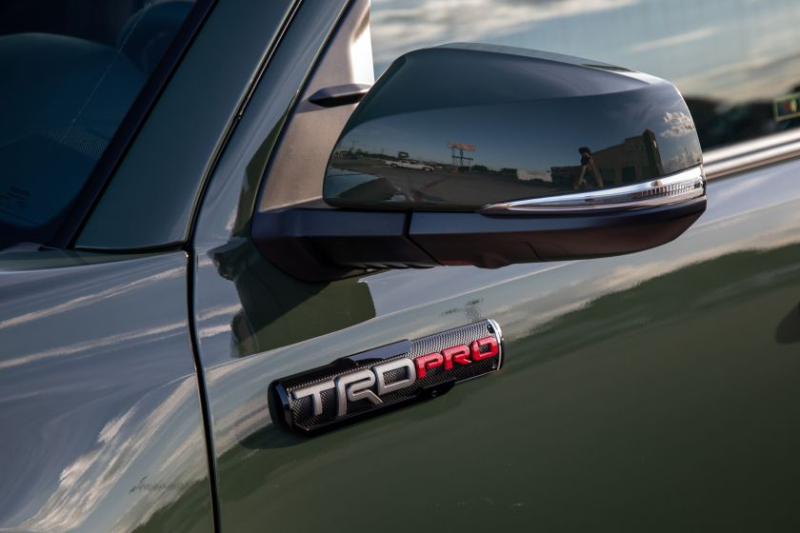 2020 Toyota Tacoma TRD Pro Sideview Mirror