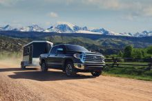 Breaking Down the 2020 Toyota Tundra's Towing Capacities