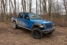 2020 Jeep Gladiator Mojave Review: Ready for the Sand, Stuck on the Street