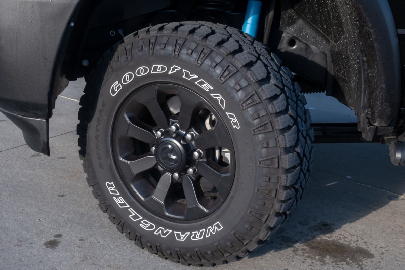 2020 Ram 2500 Power Wagon Tires