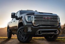 GMC Sierra Updated With More Towing Tech for 2021