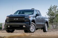 Seat Belt Issue Prompts Recall of 624,000 GM Pickups