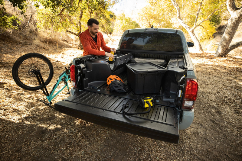 2022 Toyota Tacoma Trail Edition Bed
