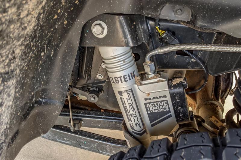 2021 Ram 1500 TRX Shocks
